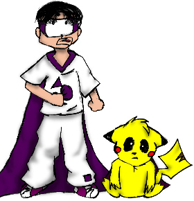 Jack and Pika